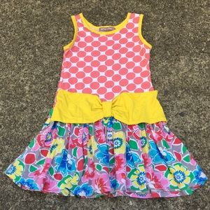 Jelly the pug girls boutique dress size 5
